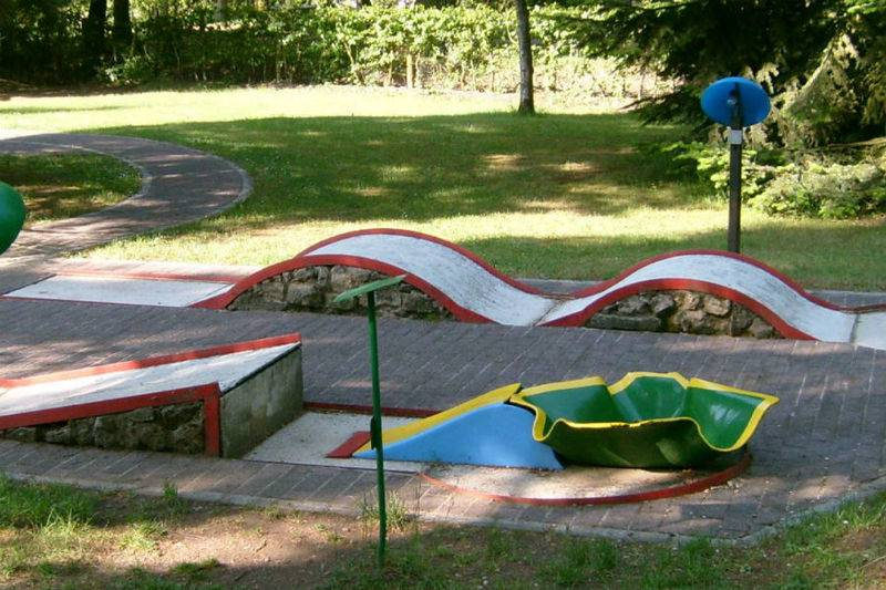 Piraten Minigolf